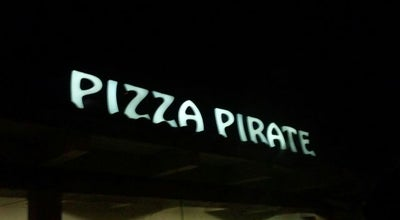 Photo of Pizza Place Pizza Pirate at 72 Solano Sq, Benicia, CA 94510, United States