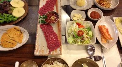 Photo of Korean Restaurant 양수면옥 at 일산동구 애니골길 34, 고양시, South Korea