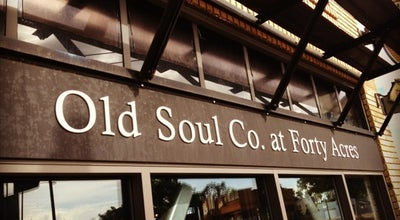 Photo of Coffee Shop Old Soul at 40 Acres at 3434 Broadway, Sacramento, CA 95817, United States