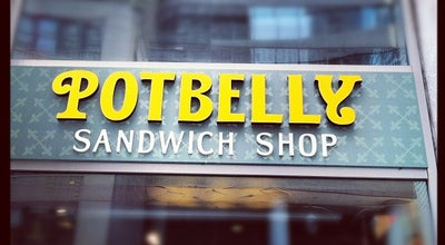Photo of Sandwich Place Potbelly Sandwich Shop at 150 44th St, New York, NY 10017, United States