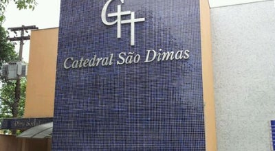 Photo of Church Catedral São Dimas at Pça. Mons. Ascânio Brandão, 01, São José dos Campos 12245-440, Brazil