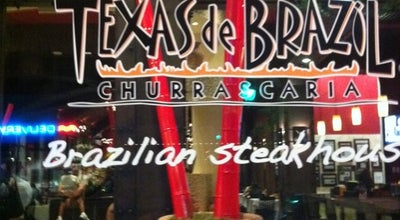 Photo of Restaurant Texas de Brazil - San Antonio at 313 E Houston St, San Antonio, TX 78205, United States