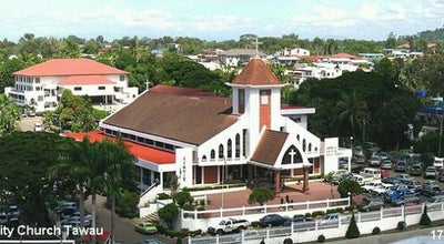 Photo of Church Holy Trinity Church at Tawau 91000, Malaysia