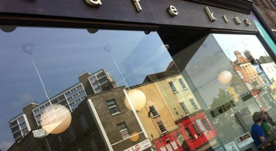Photo of Cafe Cafe Kino at 108 Stokes Croft, Bristol, United Kingdom