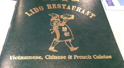 Photo of Asian Restaurant Lido Chinese & Vietnamese Restaurant at 2518 N Military Ave, Oklahoma City, OK 73106, United States