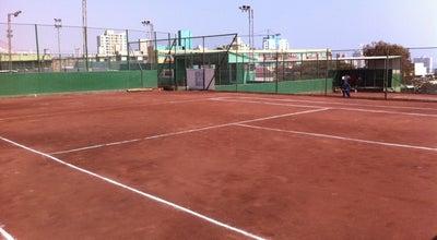Photo of Tennis Court Club de Tenis Ferroviario at General Velasquez, Antofagasta, Chile