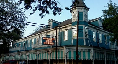 Photo of Southern / Soul Food Restaurant Commander's Palace at 1403 Washington Ave, New Orleans, LA 70130, United States