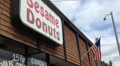 Photo of Donut Shop Sesame Donuts at 6990 Sw Beaverton Hillsdale Hwy, Portland, OR 97225, United States