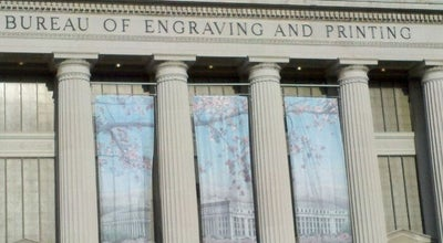 Photo of Government Building Bureau of Engraving and Printing at 301 C St Sw, Washington, DC 20204, United States