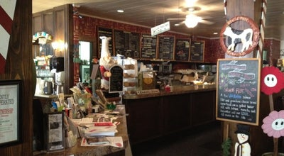 Photo of Cafe Must Be Heaven at 107 W Alamo St, Brenham, TX 77833, United States