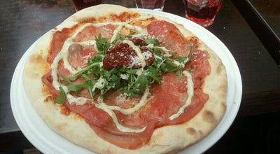 Photo of Pizza Place Pizzeria Stefano's at Stoofstraat 10, 's-Hertogenbosch 5211 ER, Netherlands