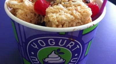 Photo of Frozen Yogurt Yogurt Mountain at 12817 N Dale Mabry Hwy, Tampa, FL 33618, United States