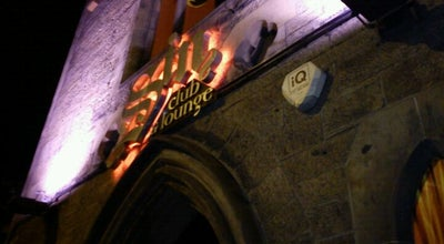 Photo of Nightclub Sin Club & Lounge at 207 Cowgate, Edingurgh EH1 1JQ, United Kingdom