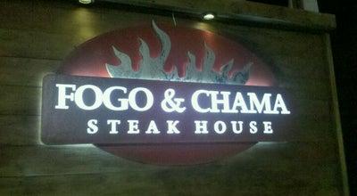Photo of Steakhouse Fogo & Chama Steak House at R. Dr. Augusto Bezerra De Medeiros, 10, Natal, Brazil