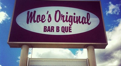 Photo of BBQ Joint Moe's Original Bar B Que at 650 Broadway, Bangor, ME 04401, United States