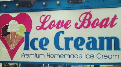 Photo of Ice Cream Shop Love Boat Ice Cream at 16229 San Carlos Blvd, Fort Myers, FL 33908, United States