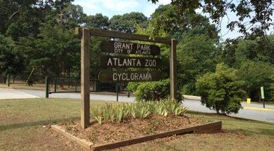 Photo of Park Grant Park at 537 Park Ave Se, Atlanta, GA 30312, United States