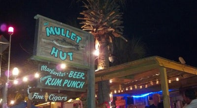 Photo of Bar Mullet Hut at Murrells Inlet, SC 29576, United States