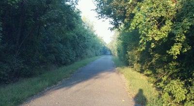 Photo of Trail Clinton River Trail Over I-75 at Auburn Hills, MI, United States