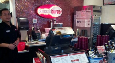 Photo of Burger Joint Smashburger at 9696 E Arapahoe Rd, Greenwood Village, CO 80112, United States