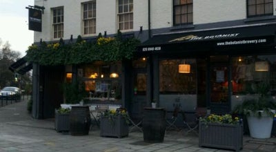 Photo of Pub The Botanist at 3-5 Kew Green, Richmond TW9 3AA, United Kingdom