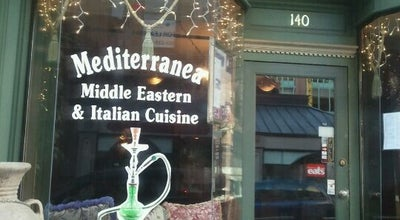 Photo of Hookah Bar Mediterranea Cafe at 140 Orange St, New Haven, CT 06510, United States