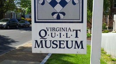 Photo of Art Museum Virginia Quilt Museum at 301 S Main St, Harrisonburg, VA 22801, United States
