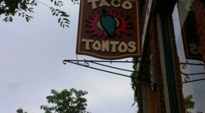 Photo of Taco Place Taco Tontos at 123 Franklin Ave, Kent, OH 44240, United States