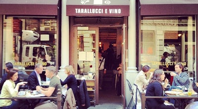 Photo of Italian Restaurant Tarallucci at 15 E 18th St, New York, NY 10003, United States