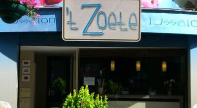 Photo of Ice Cream Shop 't Zoete at Lessensestraat 26, Geraardsbergen 9500, Belgium