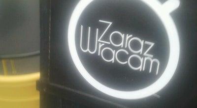 Photo of Cafe Cafe Zaraz Wracam at Paryska 17, Warszawa, Poland