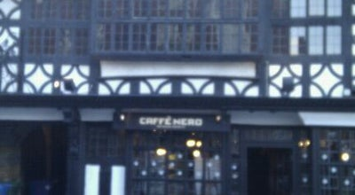 Photo of Coffee Shop Caffè Nero at 15 Fore St., Taunton TA1 1HX, United Kingdom