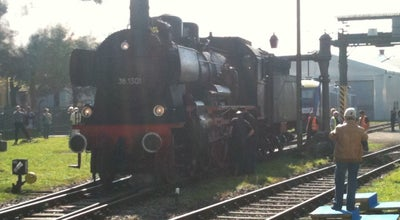 Photo of Museum Bahnpark at Firnhaberst. 33a, Augsburg, Germany