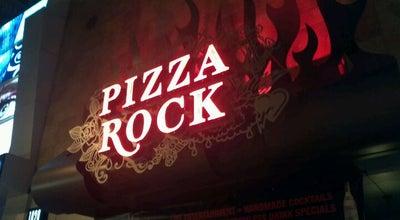Photo of Pizza Place Pizza Rock at 1020 K St, Sacramento, CA 95814, United States