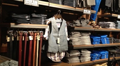 Photo of Clothing Store Levi's at 1501 Broadway, New York, NY 10036