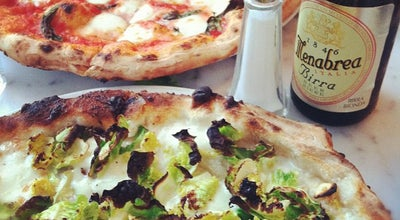 Photo of Pizza Place Motorino at 349 E 12th St, New York, NY 10003, United States