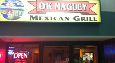 Photo of Mexican Restaurant OK Maguey Mexican Grill at 200 Paul Huff Pkwy Nw, Cleveland, TN 37312, United States