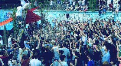 Photo of Pool Stadtbad Tiergarten at Seydlitzstr. 7, Berlin 10557, Germany
