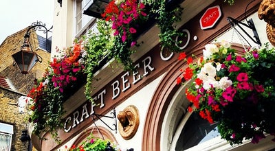 Photo of Pub The Craft Beer Co. at 82 Leather Ln, Clerkenwell EC1N 7TR, United Kingdom