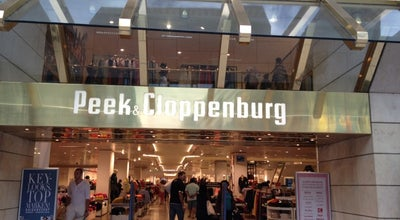 Photo of Department Store Peek & Cloppenburg at Zeil 71-75, Frankfurt am Main 60313, Germany