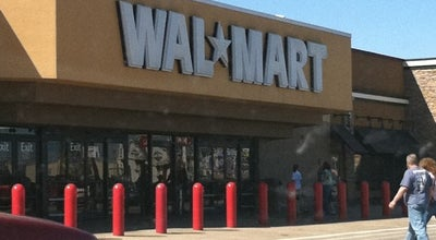 Photo of Discount Store Walmart at 2050 W 76 Country Blvd, Branson, MO 65616, United States