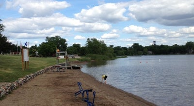 Photo of Beach Parkers Lake Beach at Plymouth, MN 55447, United States