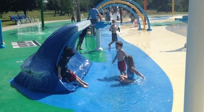Photo of Water Park Thomas Splashpark at 1955 N. Perry Rd, Carrollton, TX 75006, United States
