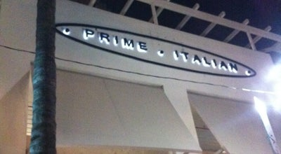 Photo of Italian Restaurant Prime Italian at 101 Ocean Dr, Miami Beach, FL 33139, United States