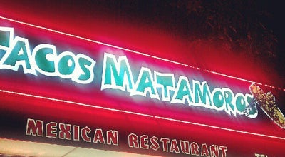 Photo of Mexican Restaurant Tacos Matamoros at 4508 5th Ave, Brooklyn, NY 11220, United States