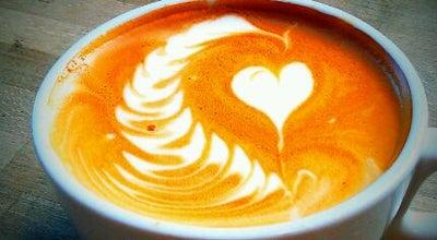 Photo of Coffee Shop Coffeevolution at 8 Church St., Huddersfield HD1 1DD, United Kingdom