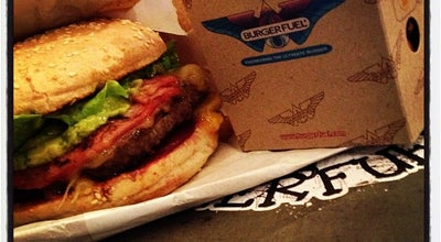 Photo of Burger Joint BurgerFuel at 187 Parnell Rd, Auckland 1052, New Zealand
