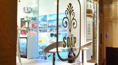 Photo of Cosmetics Shop Soap Treatment Store at Van Baerlestraat 122, Amsterdam 1071BD, Netherlands