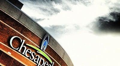 Photo of Basketball Stadium Chesapeake Energy Arena at 100 W Reno Ave, Oklahoma City, OK 73102, United States