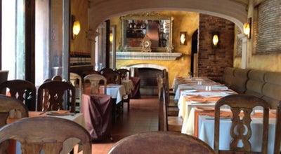 Photo of Italian Restaurant La Trattoria de Elena at Jardin Unión 1, Guanajuato 36000, Mexico